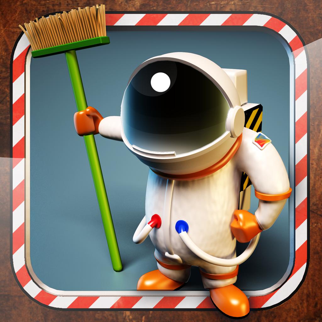 Skyvenger 3D: Orbital Debris iOS